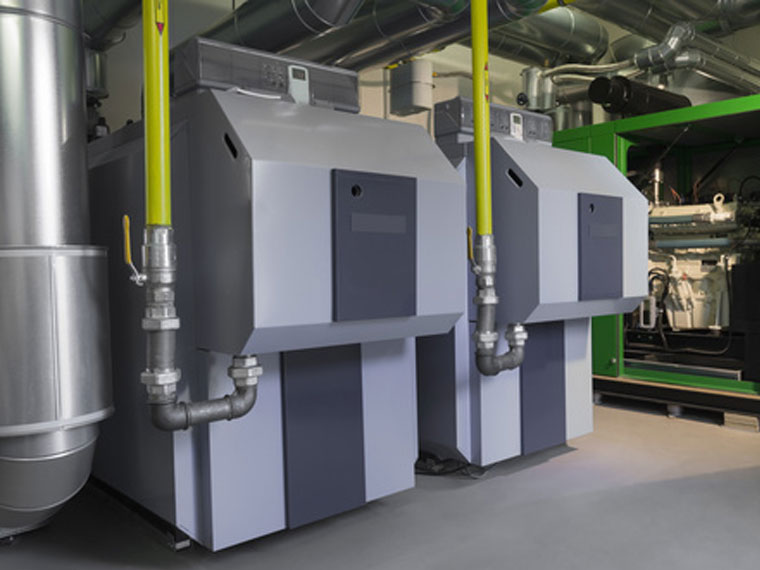 Heizungsbau Blockheizkraftwerk